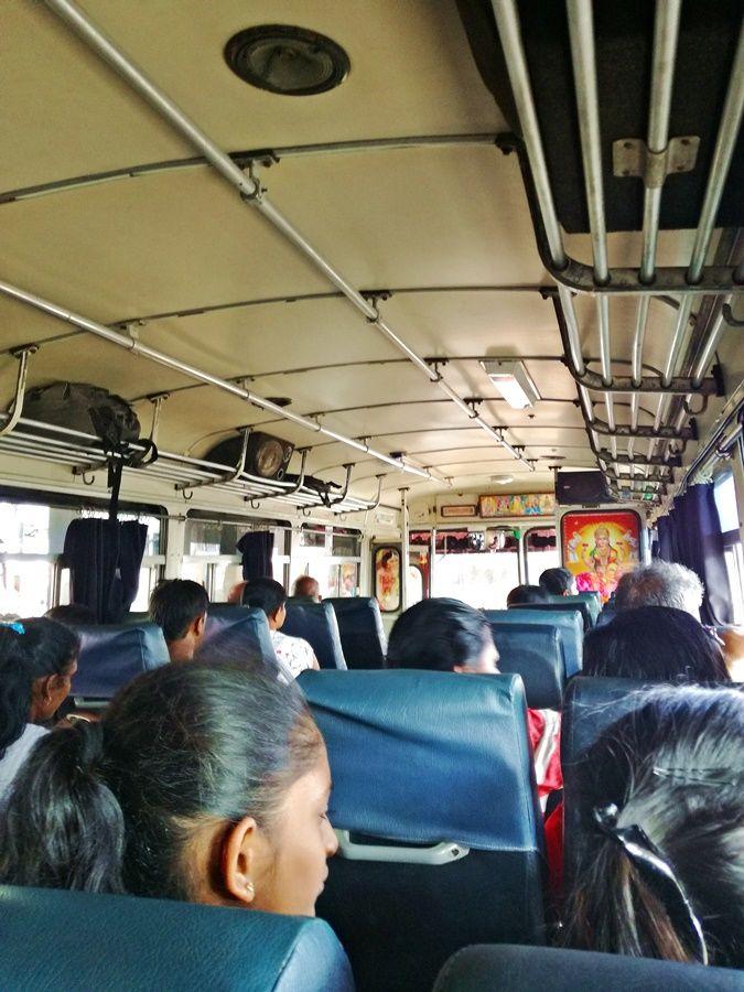srí lanka autobus