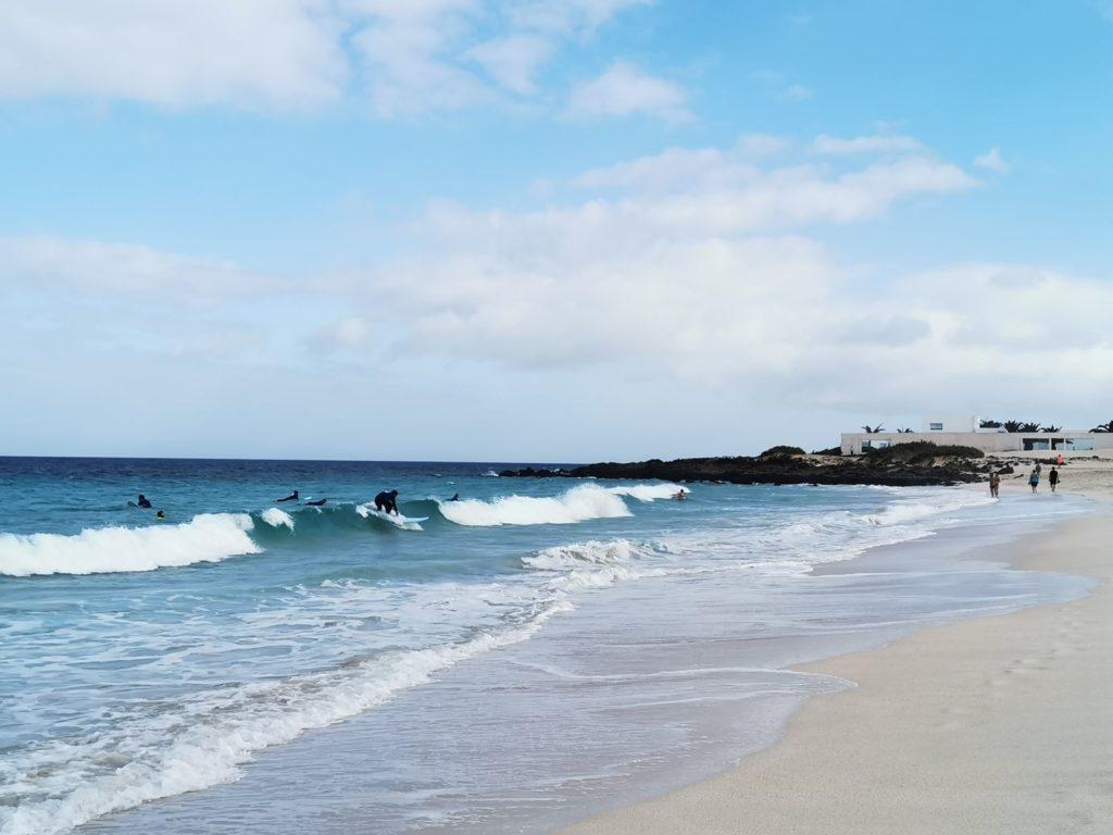 Surfování Fuerteventura