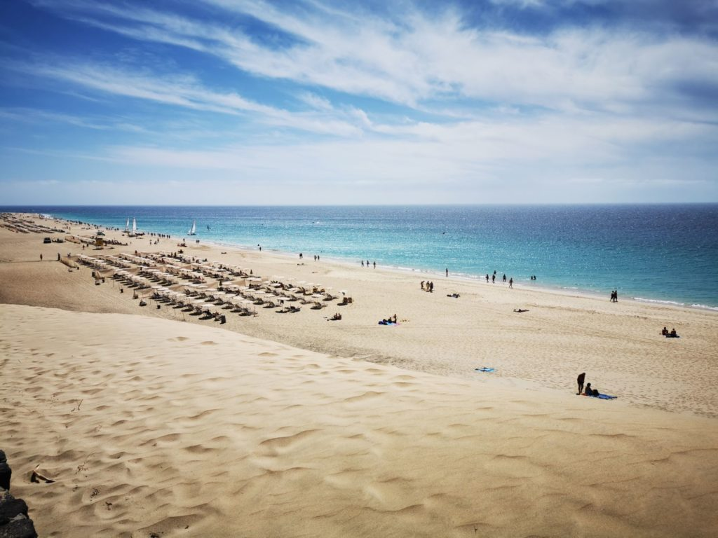 Pláž Morro Jable